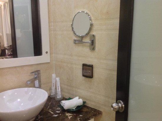Nice Bathroom Picture Of Noble Boutique Hotel Hanoi Tripadvisor