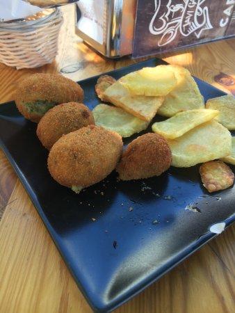 Lora del Rio, Spain: Una parada con sabor de autor!