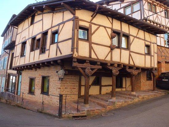 Chatillon-sur-Chalaronne, Γαλλία: le grenier à sel