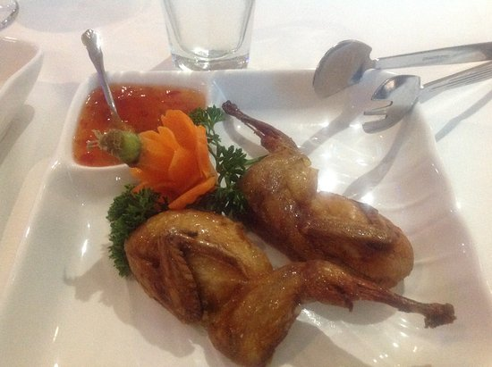 Ascot, Australie : Fried Quail