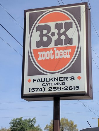Mishawaka, IN: BK Root Beer