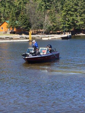 First tour of Lake Kabetogama in 2017!