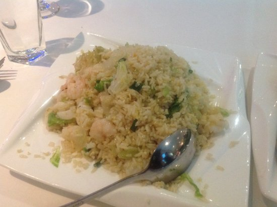Ascot, Australie : Aquarium Seafood Fried Rice