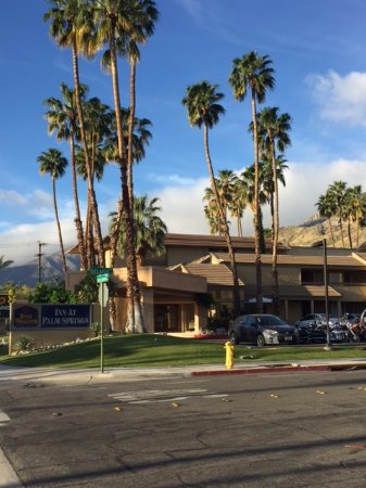 Best Western Inn at Palm Springs: Вид на отель