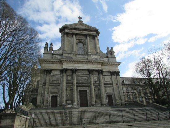 Arras, France: Entrée principale