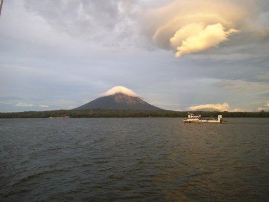 Volcán Concepción: 05.2017