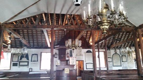 St. George, Bermuda: inside church