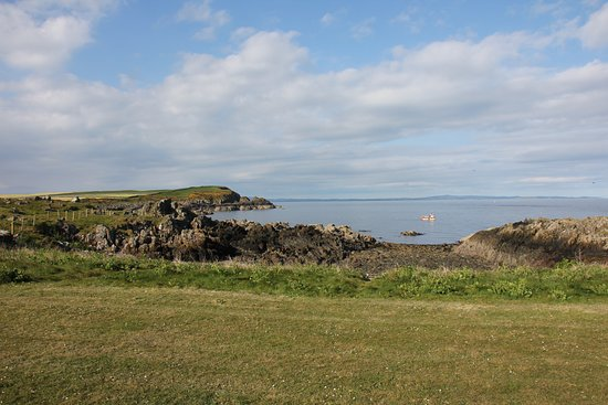 Isle of Whithorn near St. Ninian's Church