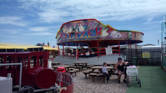 Bunn Leisure Holiday Park: Funfair