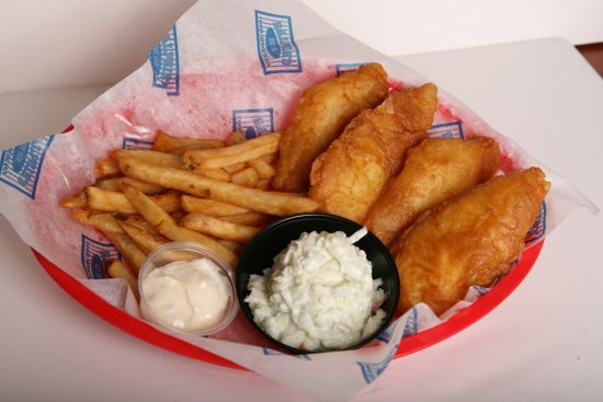 Perrysburg, OH: Ralphie's Fish and Chips
