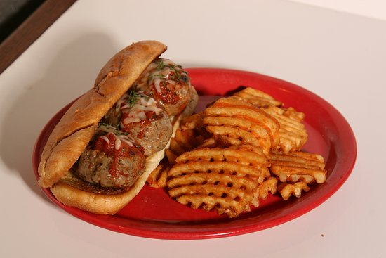 Perrysburg, OH: Ralphie's Meatball Sub
