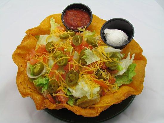 Perrysburg, OH: Ralphie's Taco Salad
