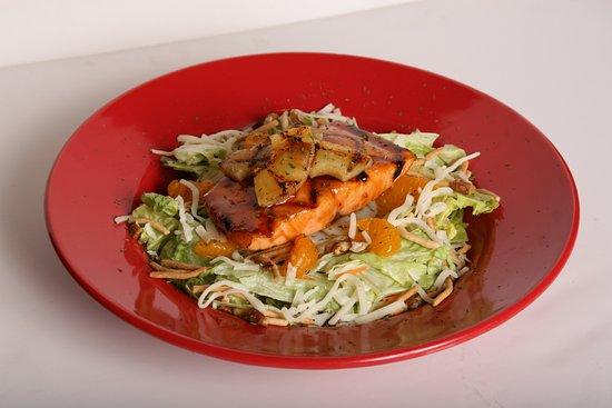 Perrysburg, OH: Ralphie's Salmon Salad
