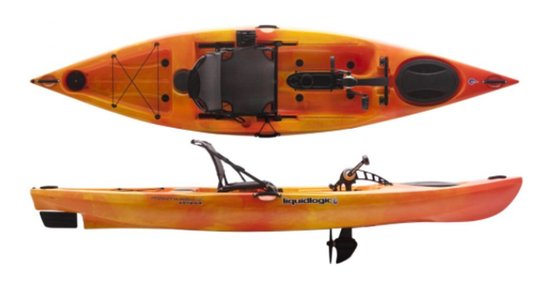 Macatawa, MI: We have two brand new peddle kayaks available! They travel at 4-6mph with easy peddling.