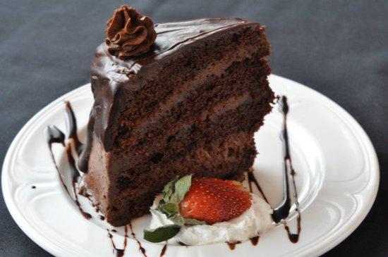 Perth, Canada: Signature Dessert - Mississippi Mudslide