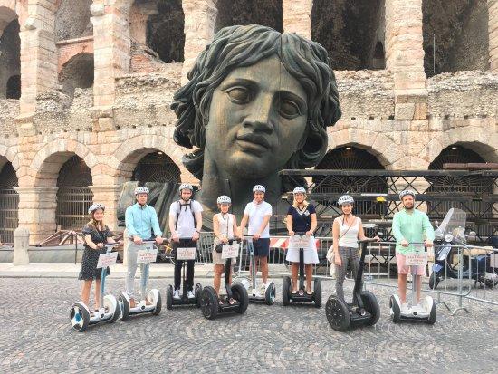 Segway Verona Tour