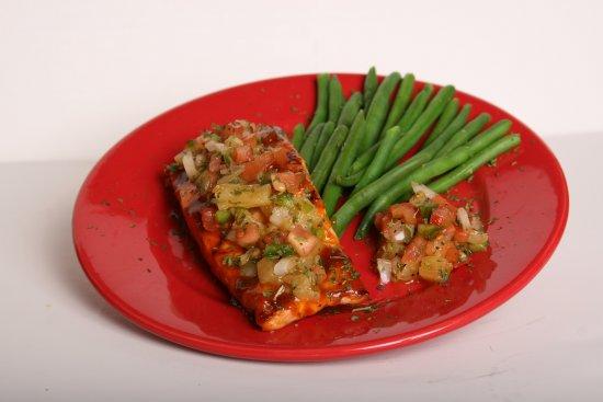 Sylvania, Ohio: Ralphie's Salmon Dinner 