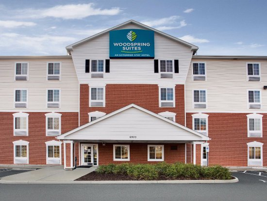WoodSpring Suites Richmond West