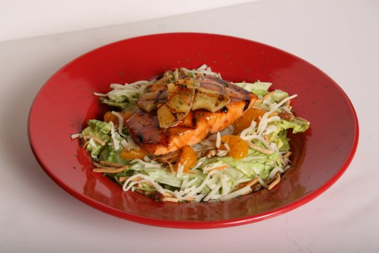 Sylvania, Ohio: Ralphie's Salmon Salad