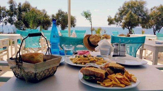 Kastraki, Greece: il gusto casereccio