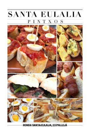 Palleja, Spanje: Pintxos caseros cada domingo