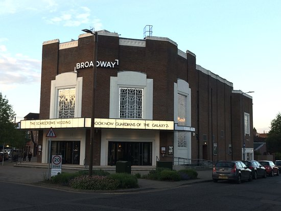 Broadway Cinema: The Broadway