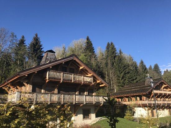 Hotel St Gervais Haute Savoie