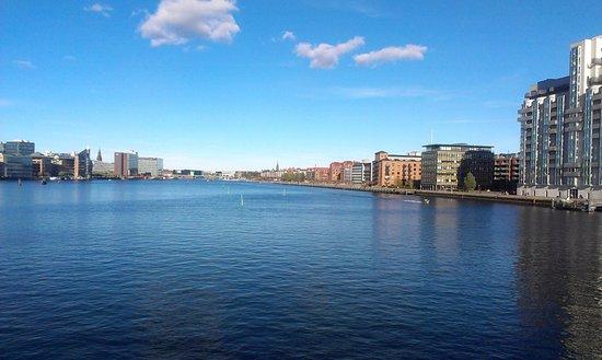 STAY Copenhagen: The bridge crossing Sydhavn. 5 min away from STAY