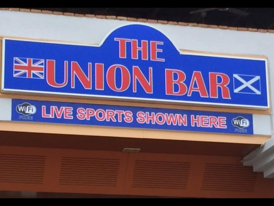 ‪The Union Bar‬