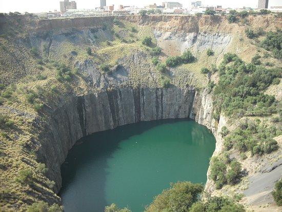 Kimberley, Republika Południowej Afryki: The Big Hole