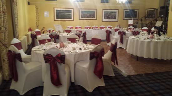 Prestonpans, UK: Private Functions rooms