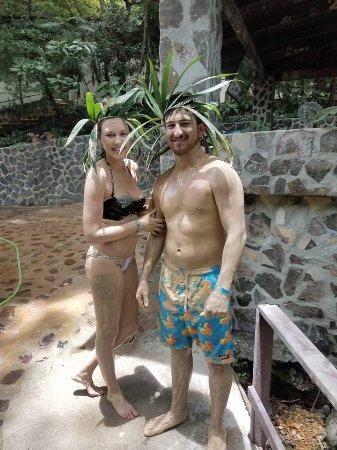 Playa Hermosa, Costa Rica: sauna