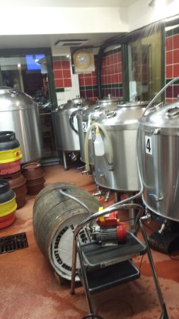 Prestonpans, UK: We have a microbrewery