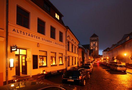 Weihnachtsessen Rostock.Weihnachtsessen Altstädter Stuben Rostock Reisebewertungen