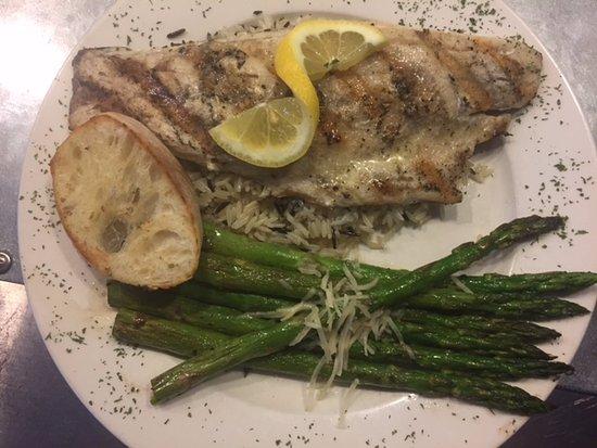 Marion, VA: fish special