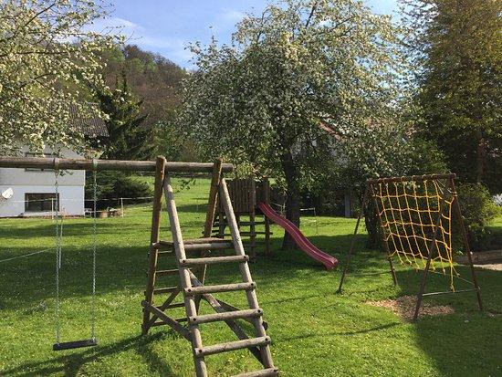 Eichstatt, Германия: Spielplatz für Kinder