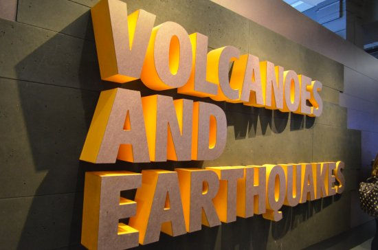 Earthquakes Natural History Museum