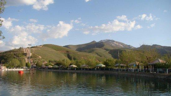 Hamedan Province, อิหร่าน: abbas abad