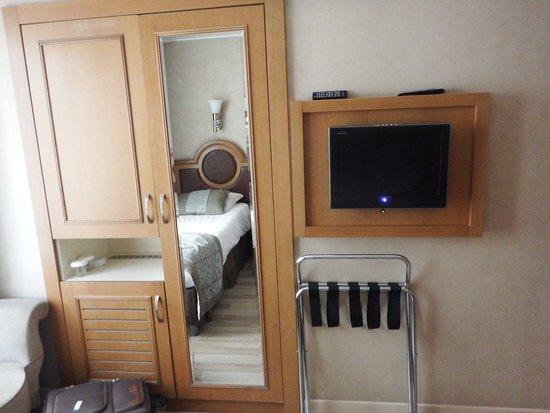 Zagreb Hotel: Номер стандарт 109.