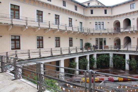 MAG Museo Alto Garda: Interior