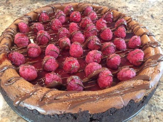 Marion, VA: homemade cheesecake