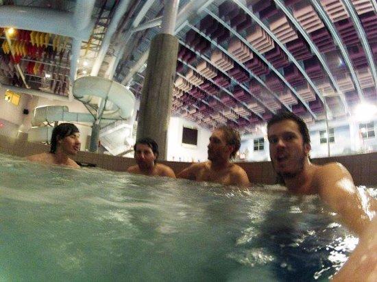 Aspen Recreation Center : jacuzi