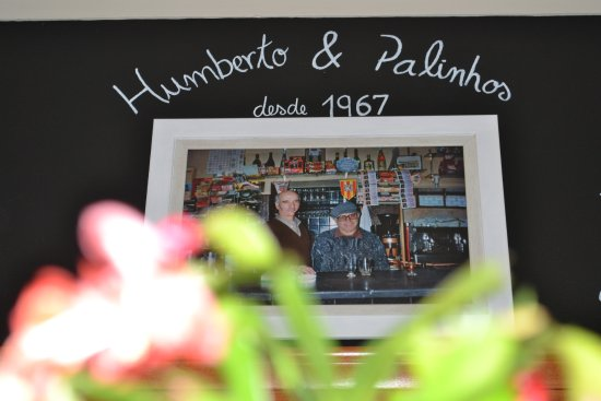 Atalaia, Portugal: Café do Humberto e do Palinhos, desde 1967