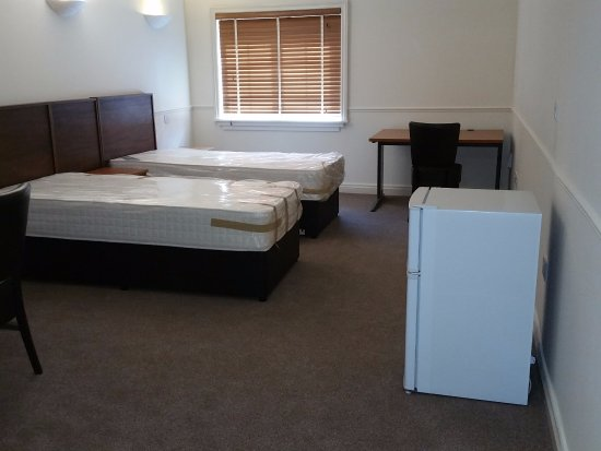 Carlow, ไอร์แลนด์: Triple bedroom