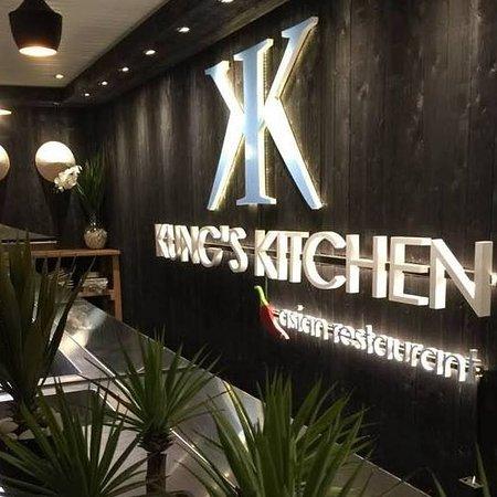 Kung's Kitchen, Pitkänsillankatu 23, Kokkola