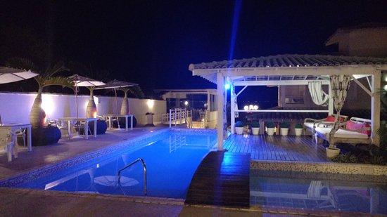Pousada Aroma Do Mar: Pileta del hotel