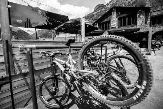 La Massana, Andorra: Bike Park
