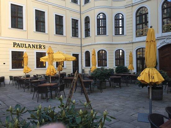 paulaner 39 s im taschenbergpalais dresden innere altstadt restaurant bewertungen. Black Bedroom Furniture Sets. Home Design Ideas