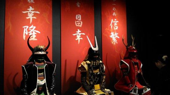 Shinshu Ueda Sanadamaru Taiga Drama Museum