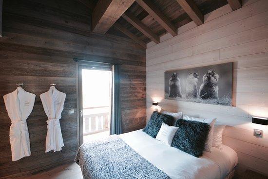Bolquere, France: chambre_marmotte_etage